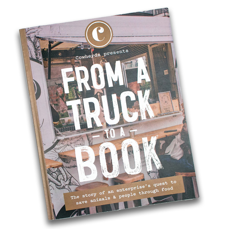 Cowherds, From a Truck to a Book