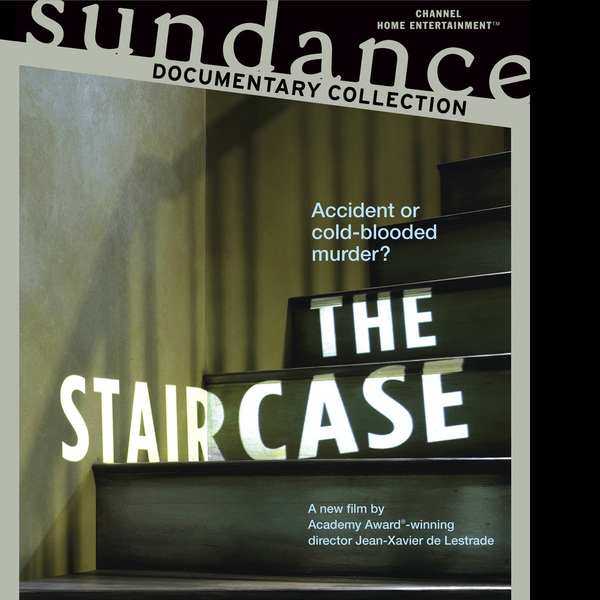 The staircase Tod auf der Treppe